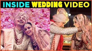Ekta Kaul And Sumeet Vyas Fairytale Wedding INSIDE Photos & Videos