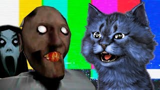 УЖАСНАЯ ТАЙНА БАБУЛИ! / House of Slendrina (Horror Mobile Game)