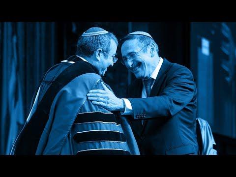 Yeshiva University's 93rd Annual Hanukkah Dinner: Convocation