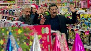 Poyraz Karayel 38. Bölüm - Noel Baba'ya hayat ağır geldi!