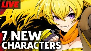 Yang & Character Packs 2 And 3 Added To BlazBlue: Cross Tag Battle | Live Gameplay