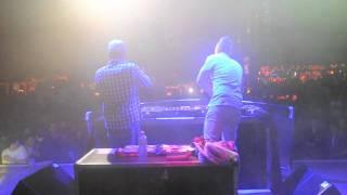 Dj Christopher S. & Jamayl Da Tyger @ Barstreet, Messe Luzern - 02.12.2011