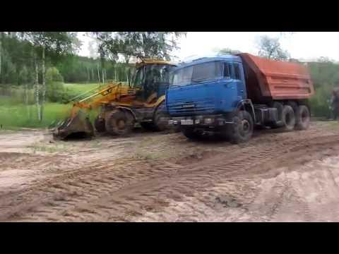 Экстренная ликвидация видимого мусора на захоронённой свалке 06.07.17
