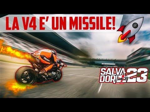 DUCATI V4 E' UN MISSILE! - LIKE A SIR - MUGELLO RACEVLOG#3