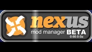 Nexus mod manager oblivion application load error | OBSE and Steam