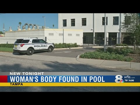 Woman's Body Found In Pool At JCC