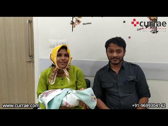 Pt. Namrata Mahajan   Birthing   Dr. Vidya Shetty   Currae Hospitals