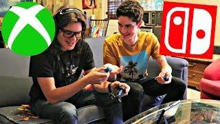 Converting an Xbox Fanboy into a Nintendo Fanboy