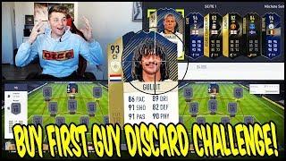 93 PRIME ICON GULLIT Buy First Guy Discard Challenge!! 🔥🔥 Fifa 18 Ultimate Team Deutsch