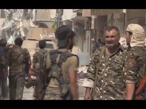 أخبار عربية | قوات #سوريا الديمقراطية تحرر -دوار الجحيم- من #داعش في #الرقة  - نشر قبل 3 ساعة