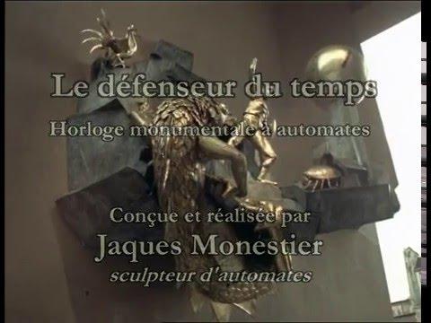 Jacques Monestier : Le Défenseur du Temps