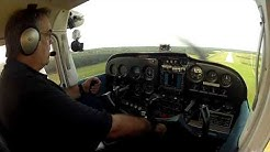 Flying N2600L, a C-172 on approach to Lancaster South Carolina