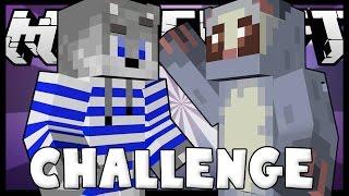 Minecraft Team Challenge Games: COPYCAT CHALLENGE! [6]