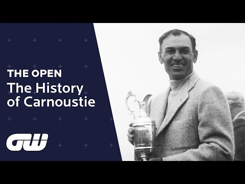 The History of The Open at Carnoustie | The Open Championship