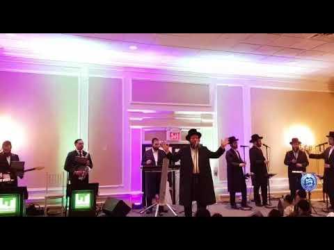 shaya lebron singing at shimmy roth wedding