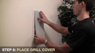 How To Install Speakercraft In Wall Speakers Diy Tutorial