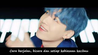 Gambar cover [INDO SUB] BTS - Boy With Luv feat Halsey