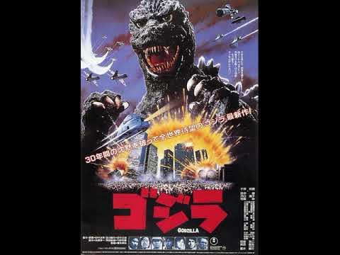 14 The Return Of Godzilla OST Godzilla's Arrival