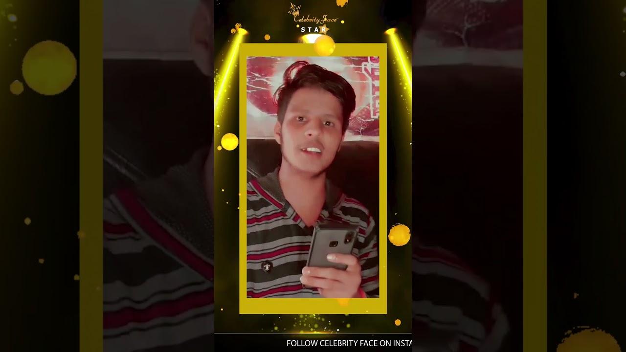 Celebrity Face Star Season 04 Audition Introduction of  Rj Anuj Pandit