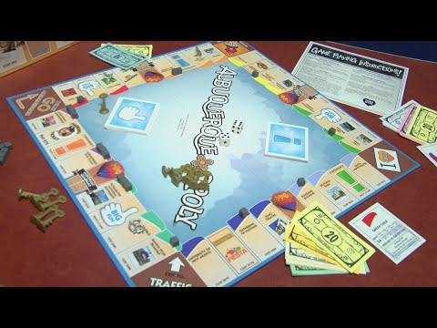 Albuquerque version of Monopoly is out in stores