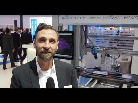 Ranger3 – 3D vision camera setting future standards in industrial 3D image processing    SICK AG