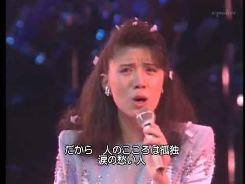 森昌子 孤愁人(1986-06-29)