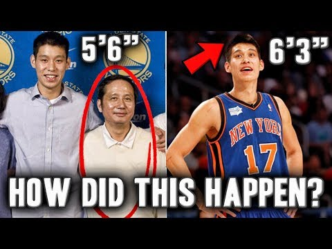 The Luckiest NBA Growth Spurt? | 5 Players With Short Parents