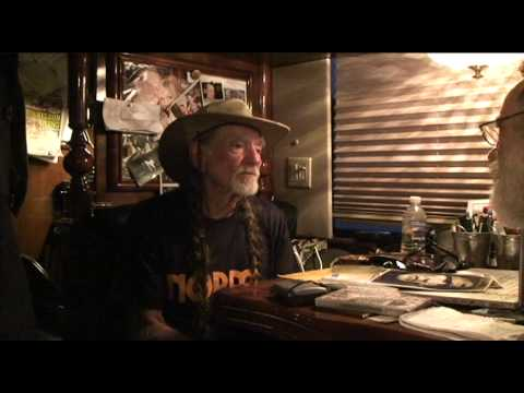 Willie Nelson Interview 1
