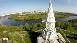 Колокольные звоны в Коломенском