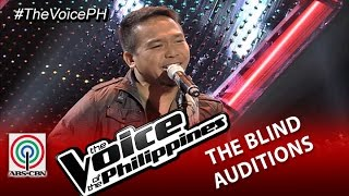 "The Voice of the Philippines Blind Audition ""Ticket To Ride"" by Miro Valera (Season 2)"