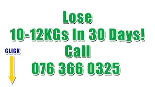 HCG Injections Lose Weight Fast In Nelspruit