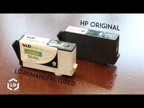 Cartridge Replacement for the HP 564XL Black Ink (CN684WN)