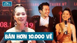 Hoàng Yến Chibi tiết lộ ĐÃ BÁN hơn 10.000 vé trước ngày công chiếu phim Thất Sơn Tâm Linh