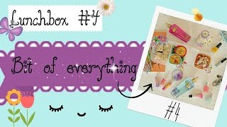 Back to School Lunchbox Ideas ✧ A bit of Everything Thumbnail