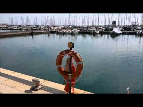 Tourism   Marina di Ragusa in Sicily   the port