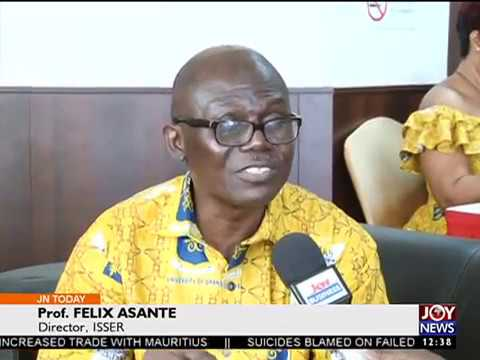 Increase In Transport Fares - Business Today On Joy News (13-3-17)