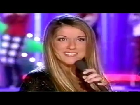 Celine Dion - I Met An Angel (On Christmas Day) (Music Video) - YouTube