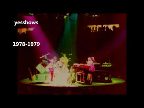 YES - COMPLETE TOUR-MATO 1978-1979