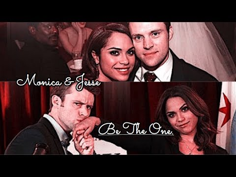 jesse spencer and monica raymund  be the one