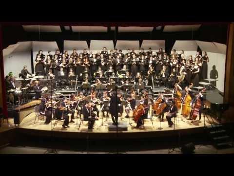 VCU Symphony performs