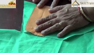 Cutting of a Baby Cap (Hindi) (हिन्दी)