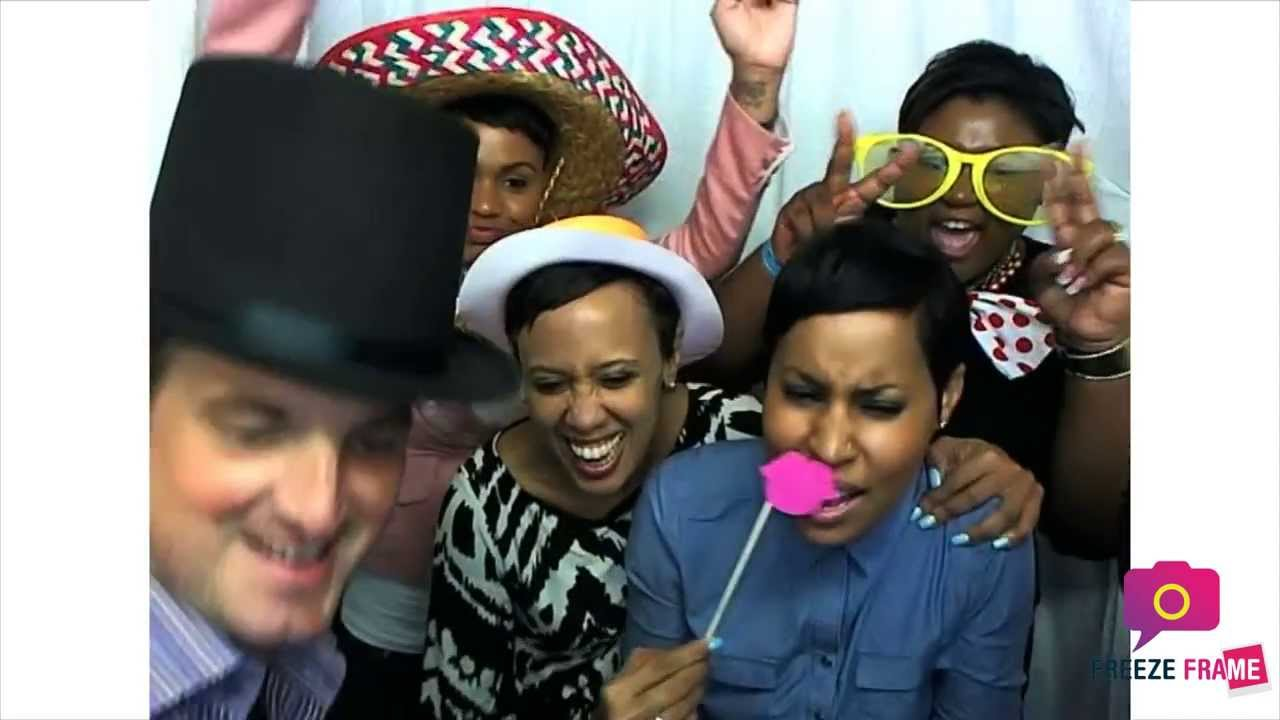 Freeze Frame Photo Booth - YouTube
