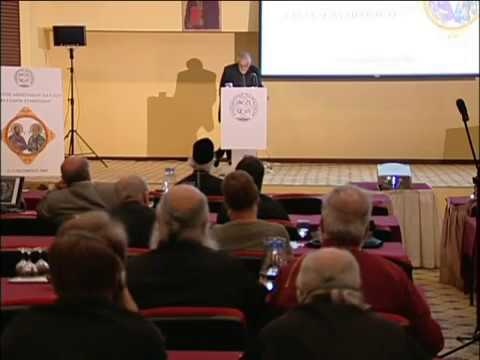 2008 Pauline Symposium: Prof. Brian Daley, S.J.