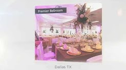 Ballrooms banquet halls and reception halls in Dallas and Fort Worth TX