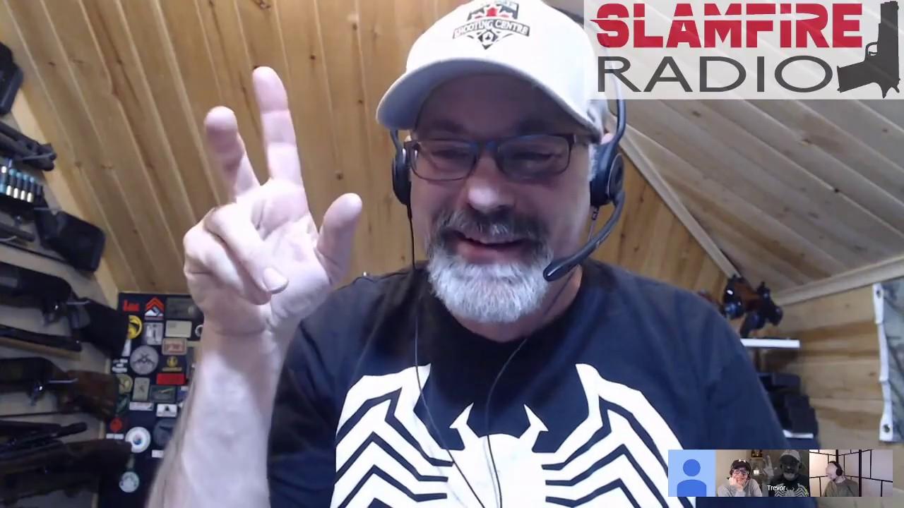 Slam Fire Radio Episode 341 - Black Box Customs