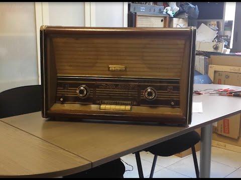 REPARACION RADIO PHILIPS MODELO B6E83A