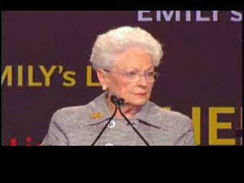 2004 Democratic National Convention - Ann Richards