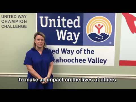 United Way Champion Challenge, Cortney Laughlin