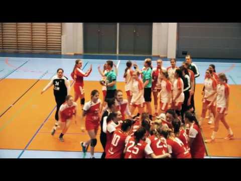 Товарищеские матчи юниорок в Дании. Второй день