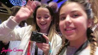 MEETING MY FANS AND YOUTUBE STARS | SOPHIA GRACE - PLAYLIST LIVE 2017